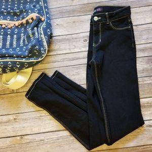⬇️⬇️$20 Jordache Dark Washed Skinny Jeans 10 Slim